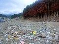 Wrecks and ruins after the 2011 Tōhoku earthquake 20110617 04.jpg