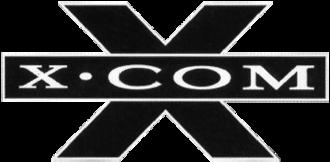 X-COM - Image: X COM series logo