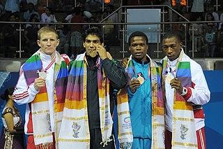 Richarno Colin Mauritian boxer