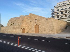 Ximenes Redoubt - Image: Ximenes Redoubt