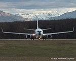 YR-BGG Boeing B737-78J B737 - ROT (16068684570).jpg