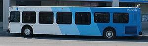 York Region Transit - Image: YRT 716