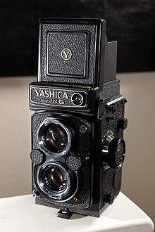 Yashica Wikipedia