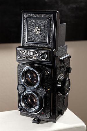Yashica - Yashica Mat 124 G.