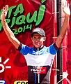 Yelko Gómez etapa 4 Vuelta a Chiriquí 2014.jpg