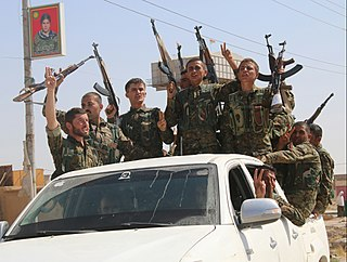Sinjar Alliance joint command of three Yazidi militias