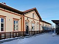 Ylivieska railway station 20200303.jpg