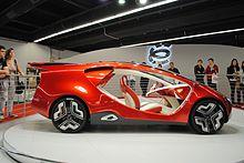 2017 Yo Mobil Concept Car