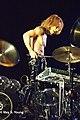 Yoshiki on drums at Madison Square Garden.jpg