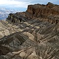 Zabriskie Point. Death Valley. California. Калифорния, Соединённые Штаты Америки - panoramio.jpg