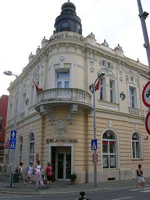 Zalaegerszeg - Downtown