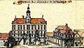 Zamek w Wołowie - F. B. Werner, Topographia oder Prodromus Delineati Principatus Lignicensis Bregensis, et Wolaviensis.jpg