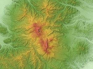 Mount Zaō