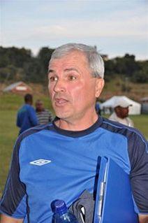 Zaviša Milosavljević Serbian football manager