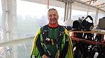 Zbigniew Izbicki skydiver, Gliwice 2017.10.21 (01).jpg