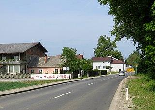 Žeje pri Komendi Place in Upper Carniola, Slovenia