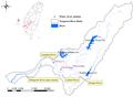 Zengwen River basin.png