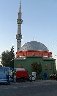 Zeyne Town in Mersin Province, Turkey
