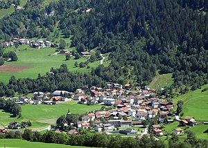 Zillis-Reischen - Image: Zillis Dorf