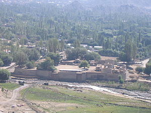 Zorawar Singh Kahluria - Zorawar fort in Ladakh