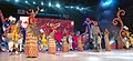 Zubin Garg and his group performing at the closing ceremony of the 45th International Film Festival of India (IFFI-2014), in Panaji, Goa on November 30, 2014.jpg