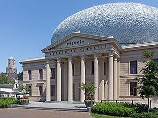 Museum de Fundatie Art museum in Heino/Wijhe, Netherlands