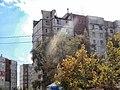 """""""Подарок"""" с неба для жителей Дома №19 по Жарикова - panoramio.jpg"""