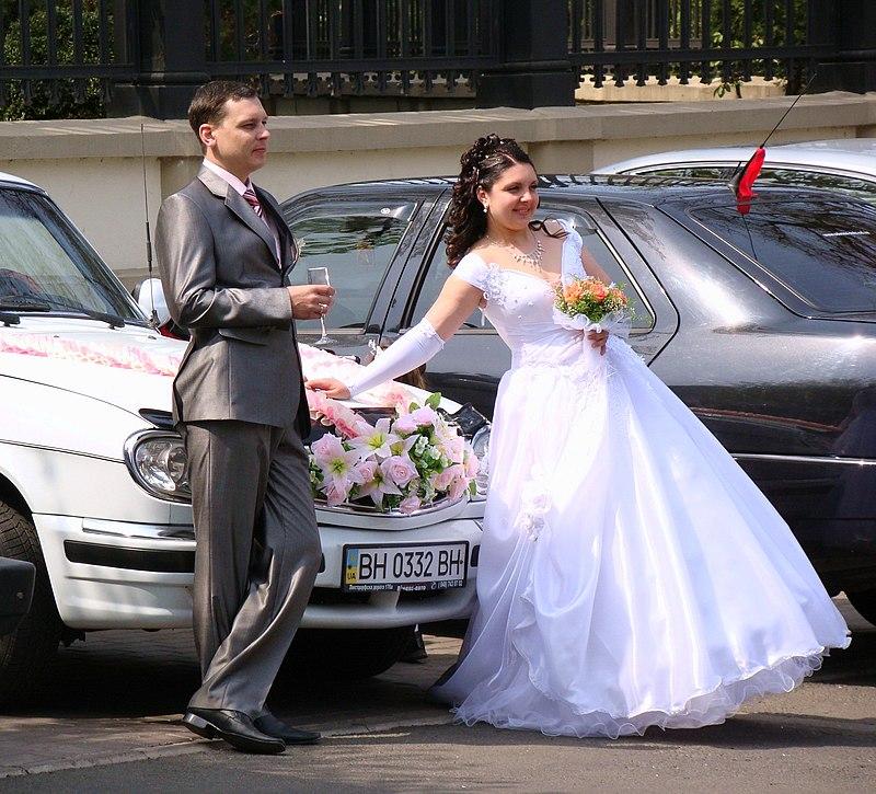 fotografia ślubna, wikipedia