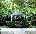 """Edwards Mansion, Garden Gazebo, Redlands, CA 5-2012 (7210638508).jpg"