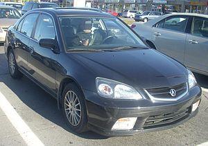 Acura EL - 2004-05 Acura EL