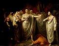 'Julius Caesar', Act III, Scene 2, the Murder Scene George Clint (1770–1854) Royal Shakespeare Theatre.jpg