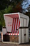 'Strandkorb' beim Lake Side Casino Zürichhorn 2012-10-05 16-35-01.JPG