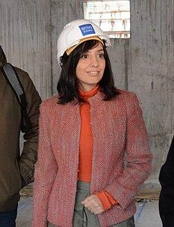 (Mercedes González) Presentación del nuevo Plan Municipal de Vivienda 2016-2019 (03) (cropped).jpg