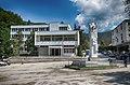 Çorovodë, Skrapar, Albania – Main square 02.jpg