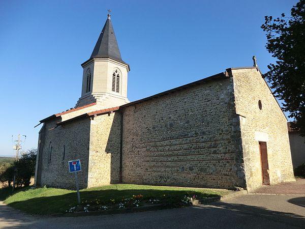 Photo de la ville Saint-Éloi