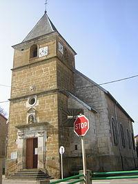 Église paroissiale Sainte-Libaire de Burey en Vaux.JPG