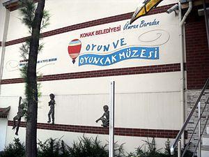 İzmir Toy Museum - Image: İzmir Toy Museum