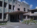 Ōtsuchi Town Hall - 20120901 tsunami damage1.jpg