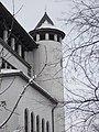Ősrákosi református templom, harangtorony, 2018 Rákospalota.jpg