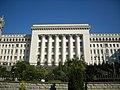 Будинок штабу Київського військового округу, Київ, Адміністрація Президента України.JPG