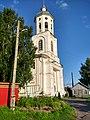Вологодский р-н, Кубенское, Церковь Троицкая, вид 1.jpg