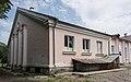 Дрокия, дом культуры Casa raionala de cultura din Drochia Drochia House of Culture (42815650654).jpg