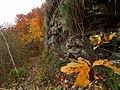 Есен - Екопътека Вазов път , гара Бов 03.jpg