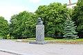 Житомир, Пам'ятник Т. Г. Шевченку — українському поету, Вул. В. Бердичівська.jpg