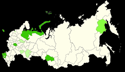 Процент гомосексуалистов на 2009
