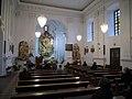 Костел Різдва Богородиці м. Коростишів. Інтер'єр 1.jpg