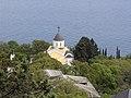 Крым, Нижняя Ореанда - Покровская церковь 02.jpg