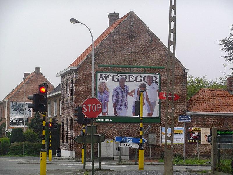 МакГрегор