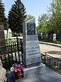 Могила Героя Советского союза К.В. Благодарова на Воскресенском кладбище Саратова.jpg