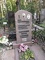 Могила Героя Социалистического Труда Иосифа Белостоцкого.JPG
